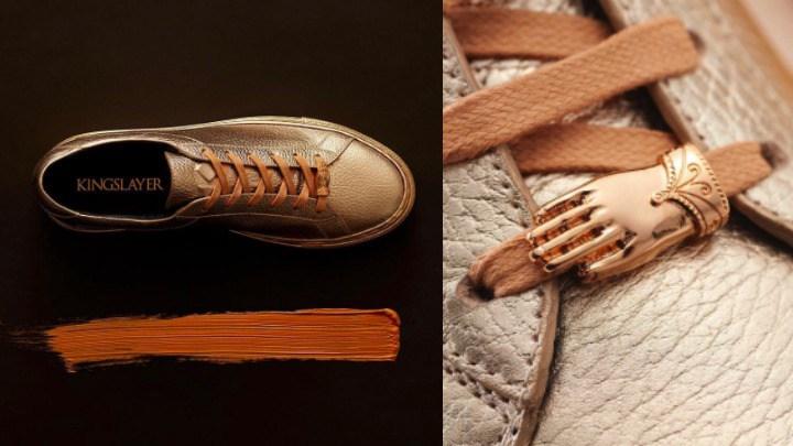 7df86eb45 HBO x Koio lanzan las zapatillas de Juego de Tronos (GoT)